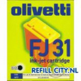 Olivetti FJ31 Black