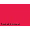 Fastprint Color Kleurpapier A4 80gr 100vel Felrood