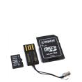 Kingston MicroSD -> USB en SDHC 16GB Class 10